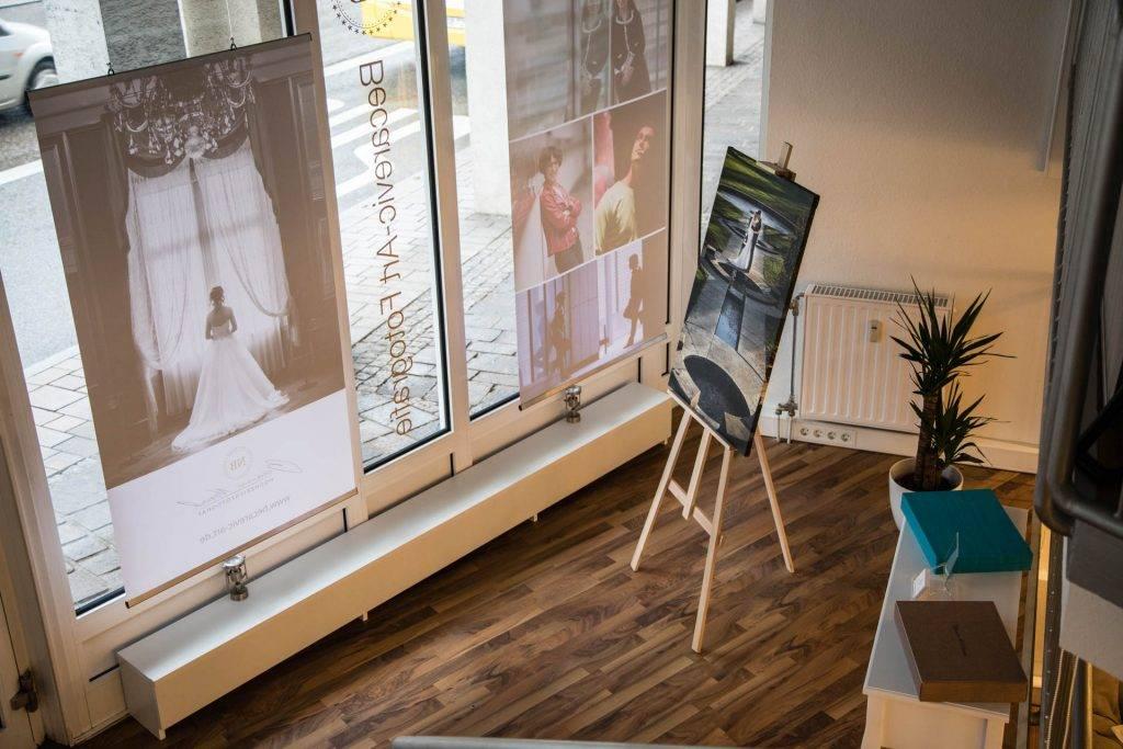 Fotostudio Schaufenster Stuttgart Ludwigsburg Böblingen